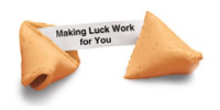 Making luck work for you